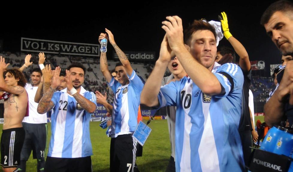 851008d99 Copa America: Wzorowi Obywatele dali wygraną Argentynie, Urugwaj w szachu -  WP SportoweFakty