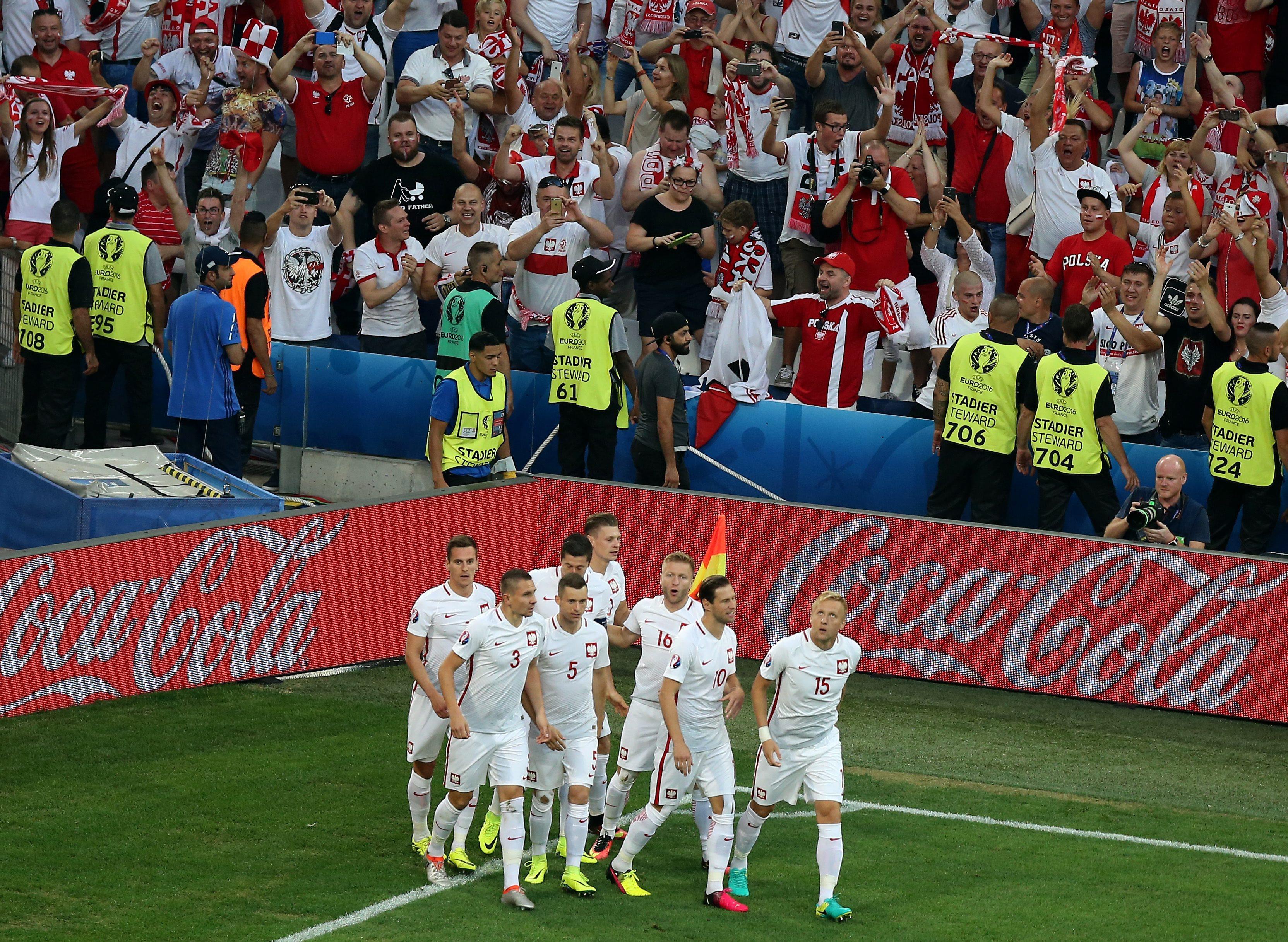 cef761772 Euro 2016: rekordowa widownia meczu Polska - Portugalia w telewizji ...