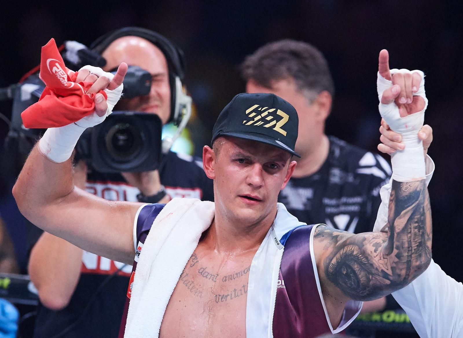 Problem Organizatorów Polsat Boxing Night Nie Będzie Walki
