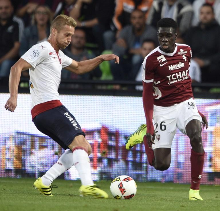 26548b64a Puchar Ligi Francuskiej: Awans Girondins Bordeaux, grał Igor Lewczuk - WP  SportoweFakty