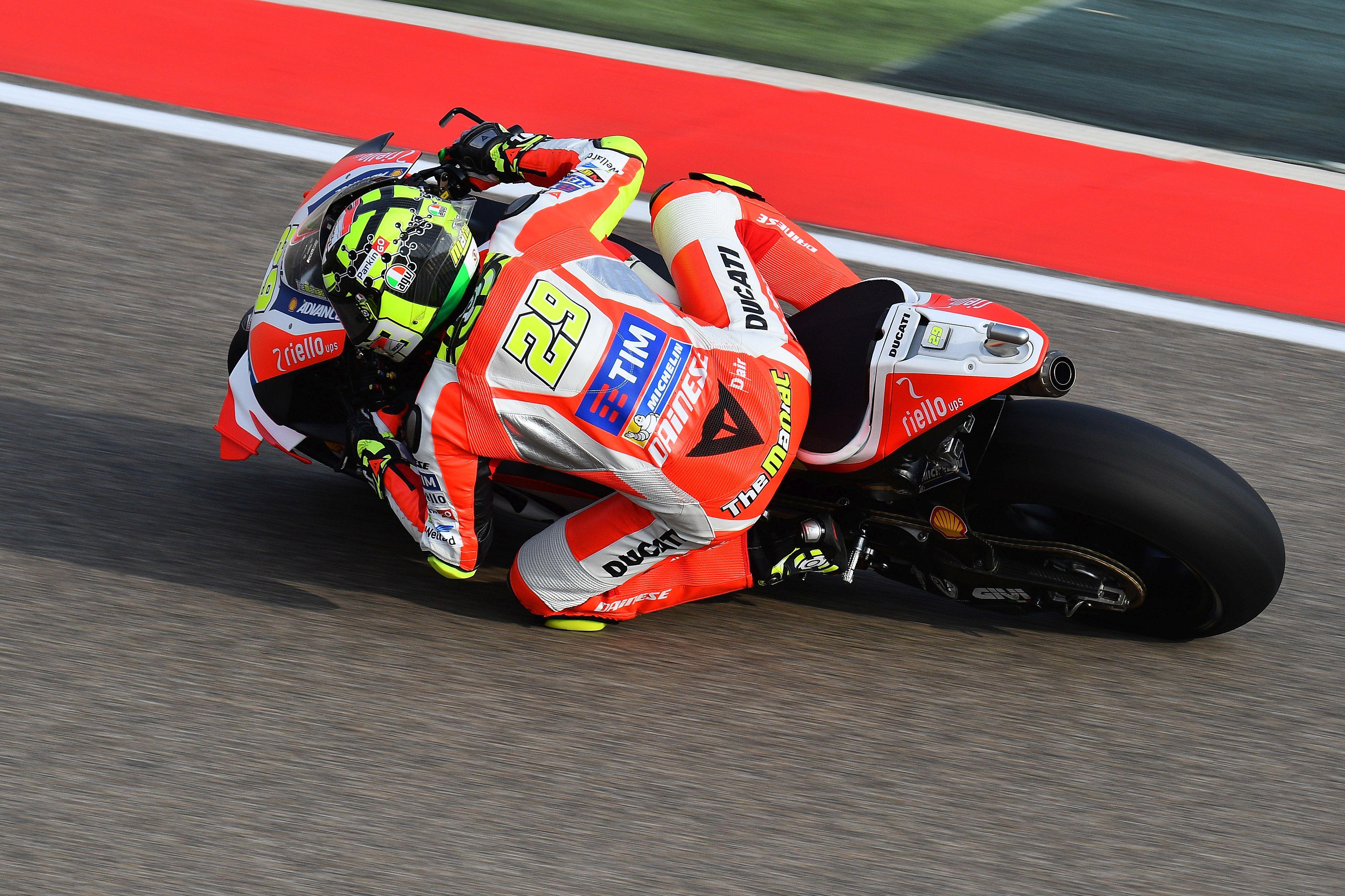 Andrea Iannone Pożegnał Się Z Ducati Jeden Z Najlepszych Wyścigów