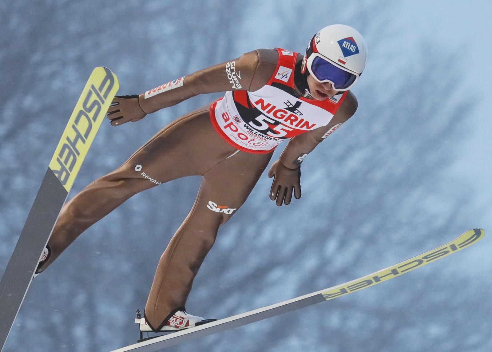 Skoki narciarskie live harrachov webcam