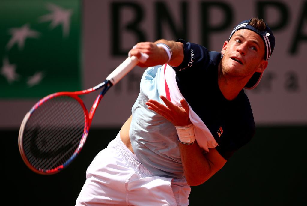 ATP Bastad: Diego Schwartzman przegrał z kwalifikantem ...