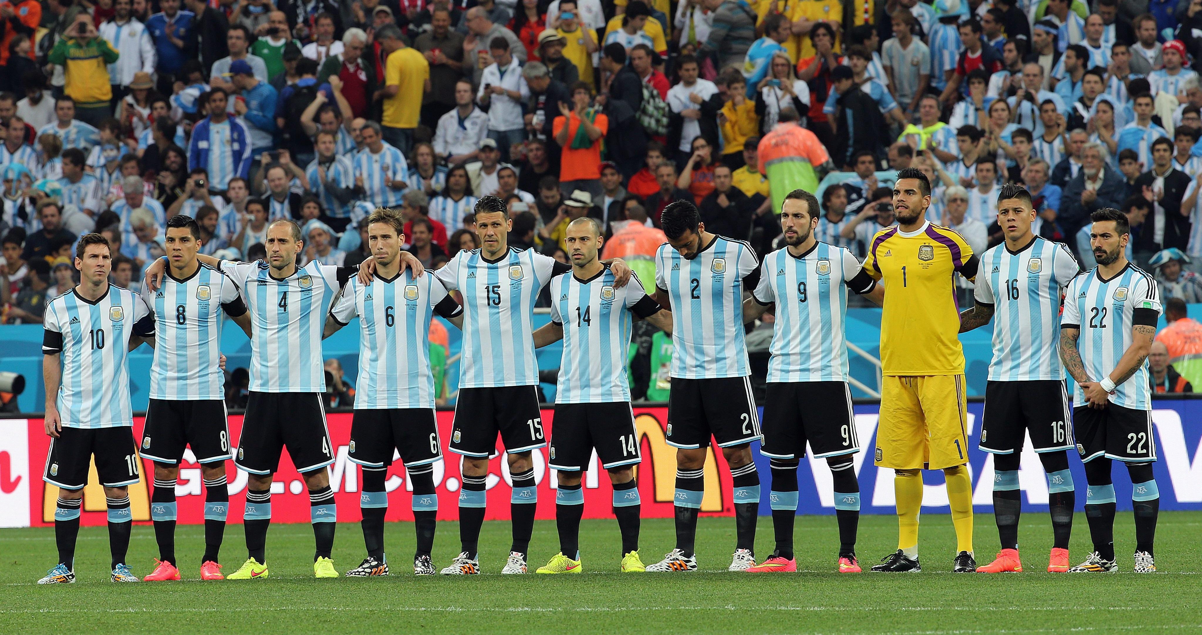 51745b876 Kadra Argentyny na mundial 2018 - WP SportoweFakty