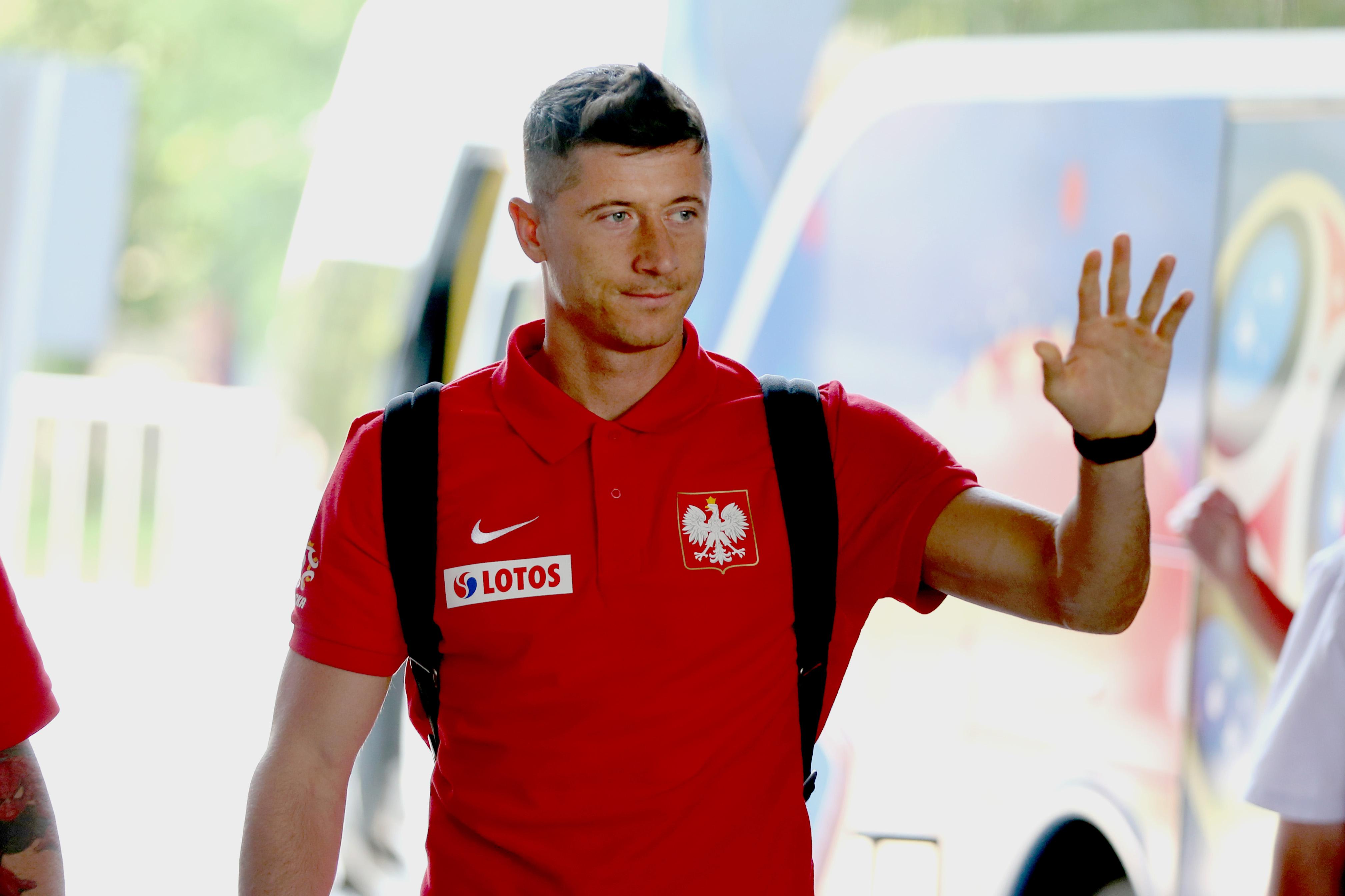 Wiemy Co Polscy Piłkarze Robili Przed Sobotnim Treningiem