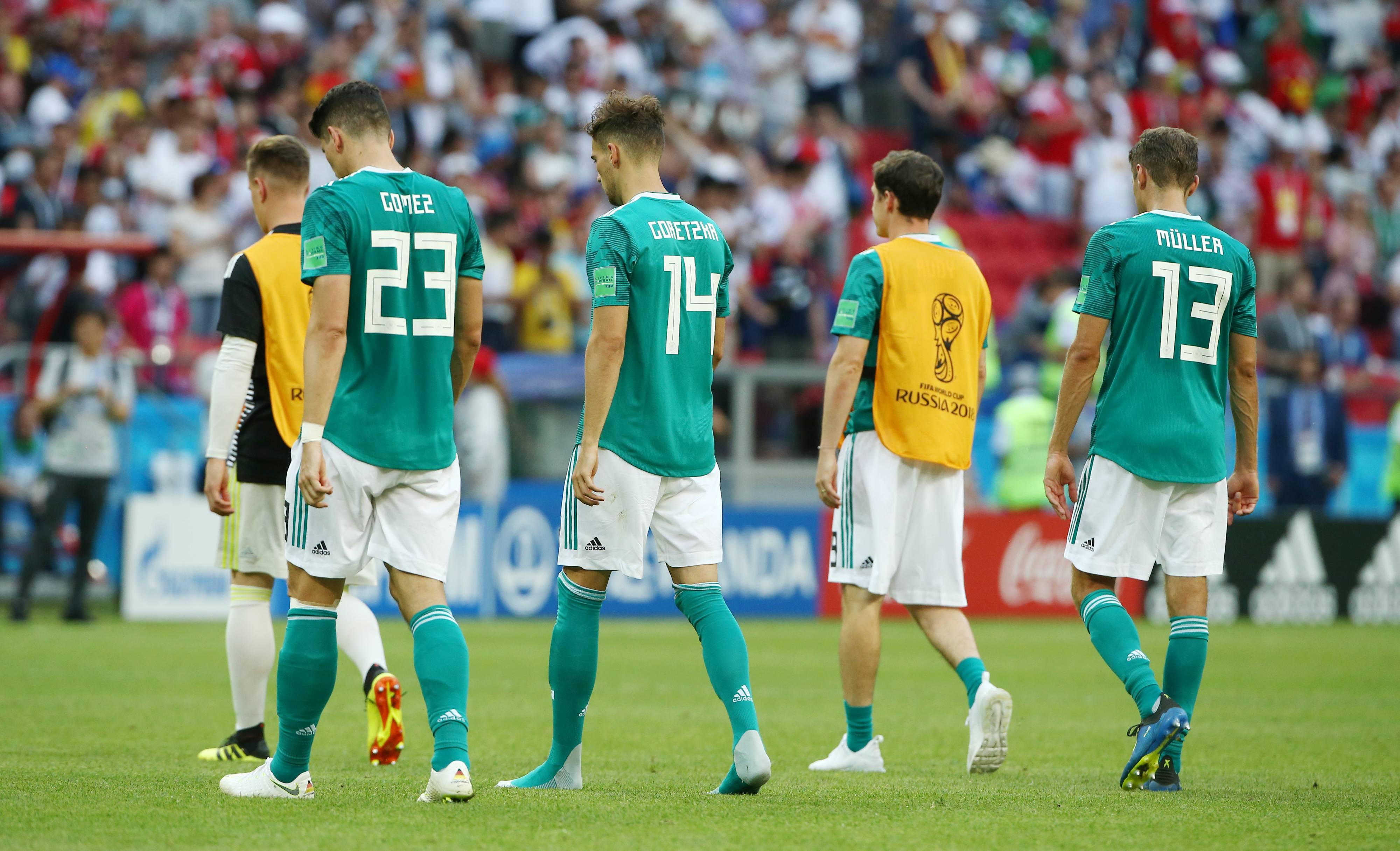 f54e0dca8 To był fatalny mundial w wykonaniu reprezentacji Niemiec, nie zmienia tego  nawet fantastyczny gol i zwycięstwo
