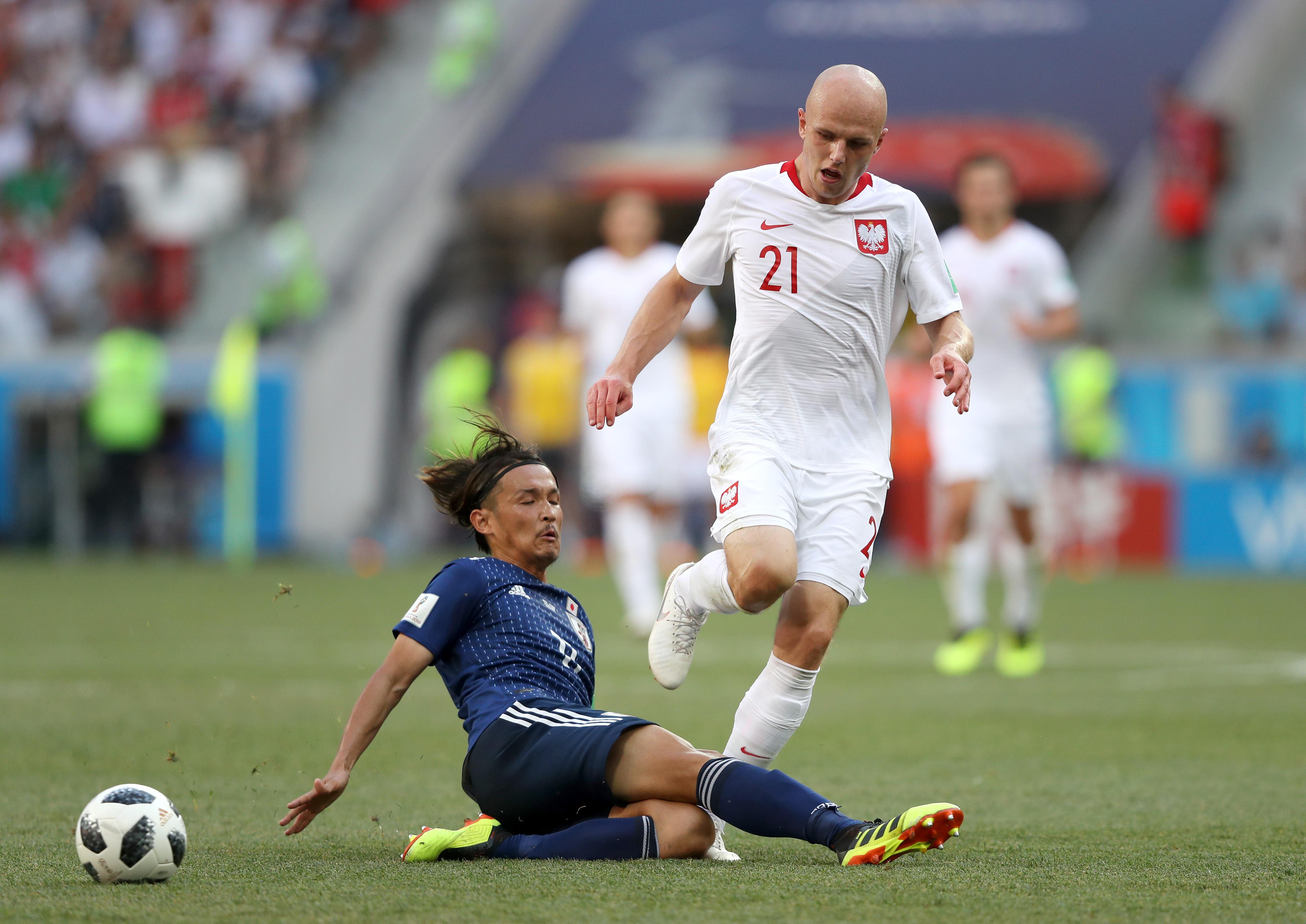 8805c1a96 Mundial 2018. FIFA przyjrzy się dokładniej końcówce meczu Japonia - Polska  - WP SportoweFakty