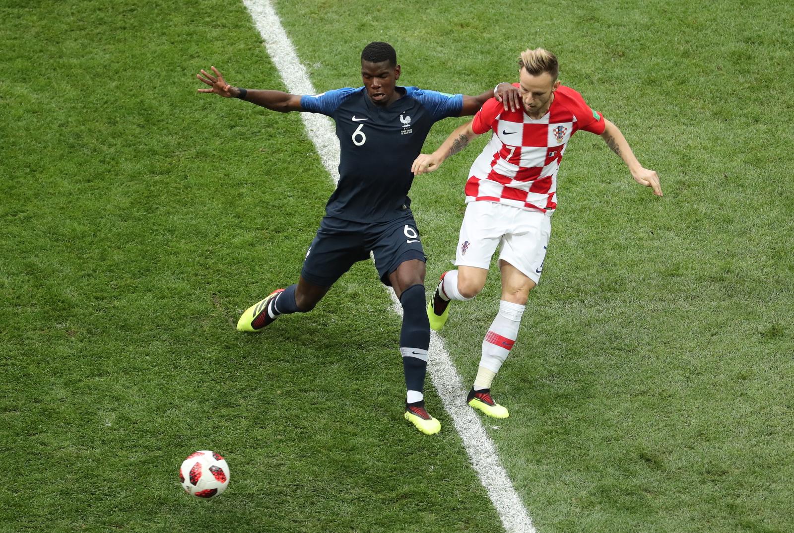 86deb7790 Mundial 2018. Francja - Chorwacja. Twitter komentuje sukces