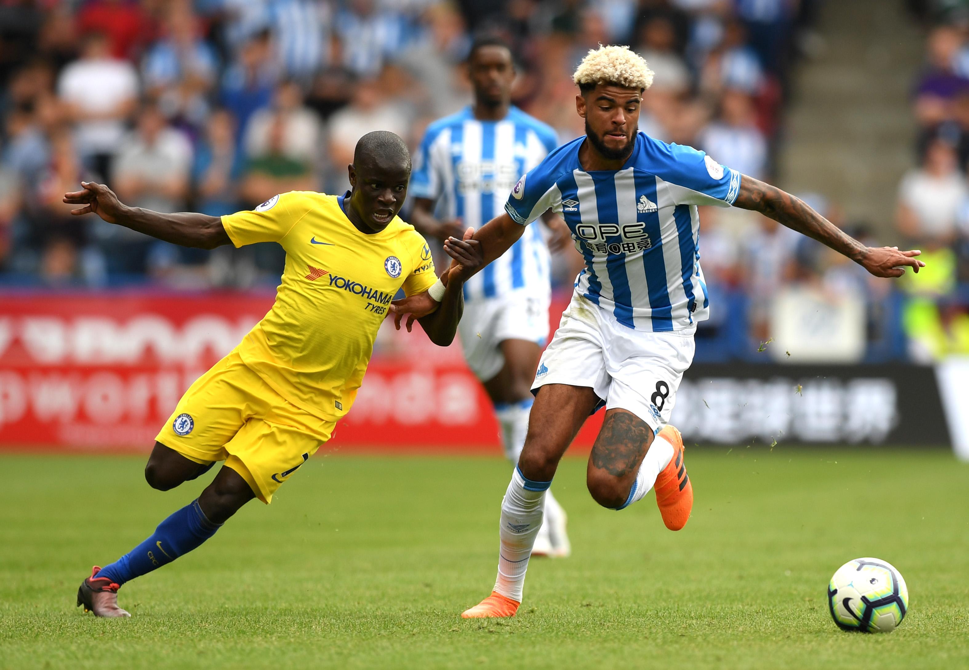 bacd37d8c Premier League: Zabójcza skutecznośc Chelsea FC. Crystal Palace wygrywa w  derbach - WP SportoweFakty