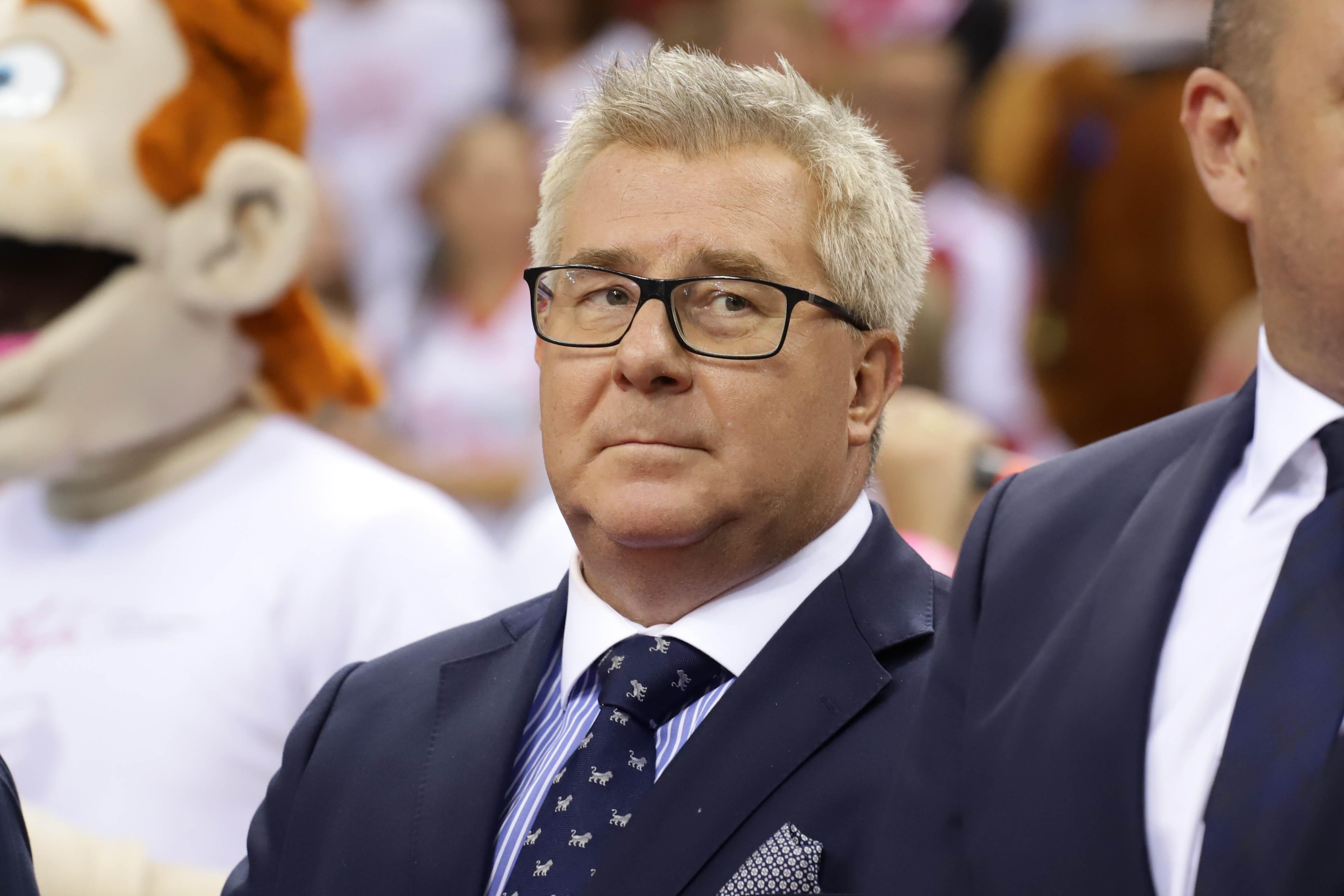 Siatkówka. Ryszard Czarnecki nowym prezesem PZPS? Szybko rozwiał wątpliwości - Sport WP SportoweFakty