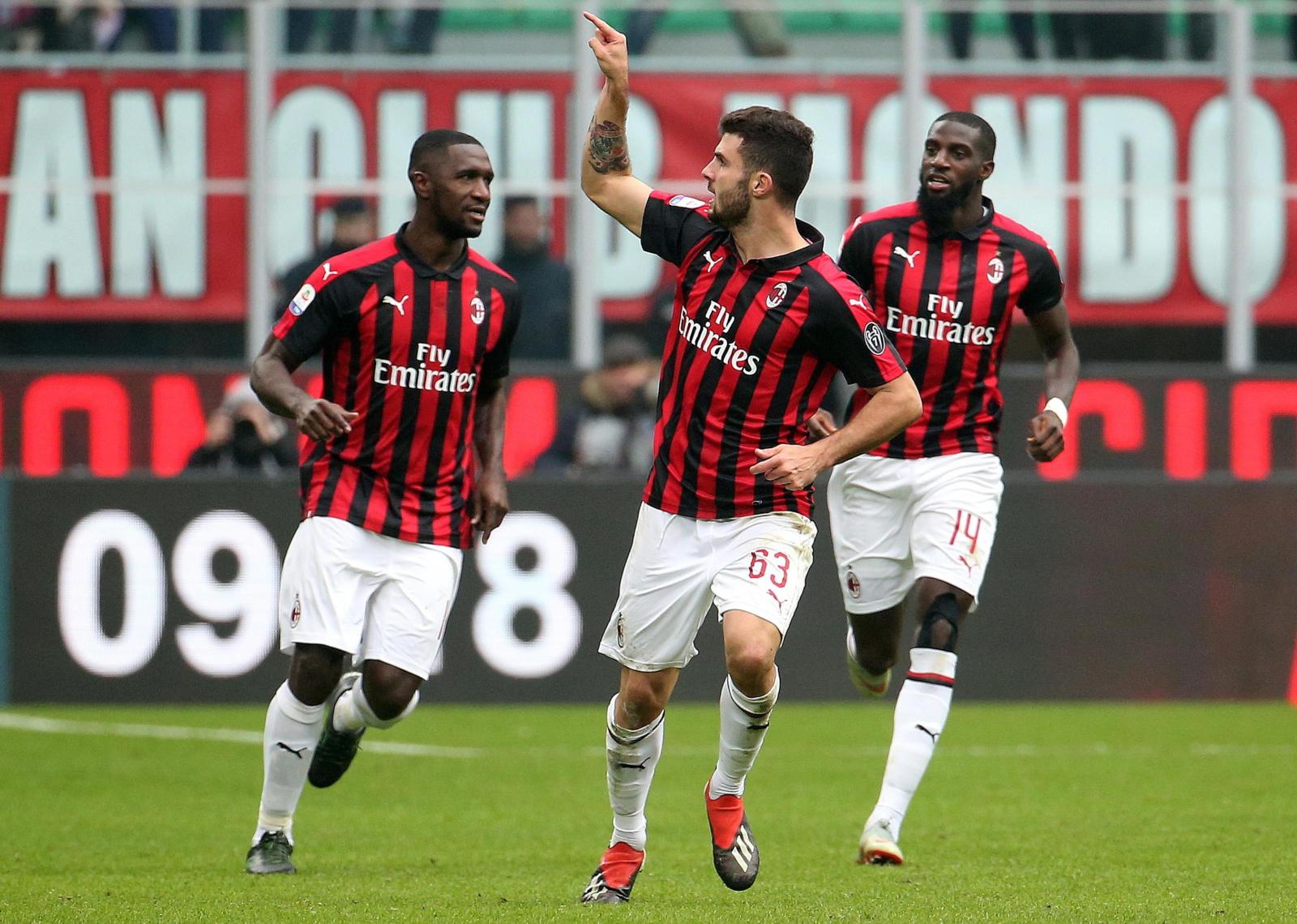0e4e69bc3 Serie A: złość nie szkodzi Milanowi. Drużyna Gennaro Gattuso pokonała  sąsiada - WP SportoweFakty