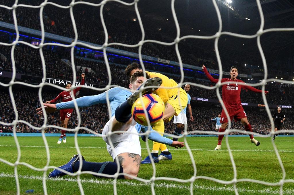 11 milimetrów odgola! Niesamowity pech Liverpoolu - Sport WP ...