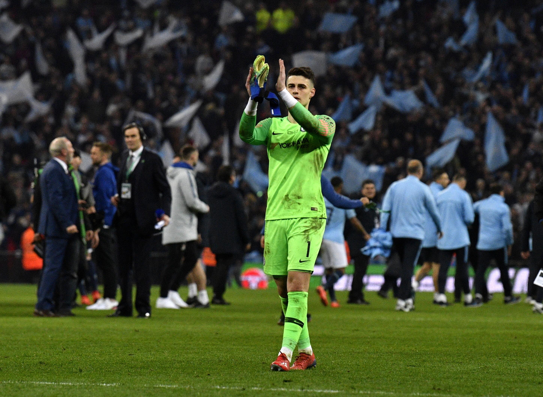 7cb0b55a7 Kepa Arrizabalaga ukarany przez Chelsea FC po kuriozalnej sytuacji w finale  Pucharu Ligi Angielskiej - WP SportoweFakty