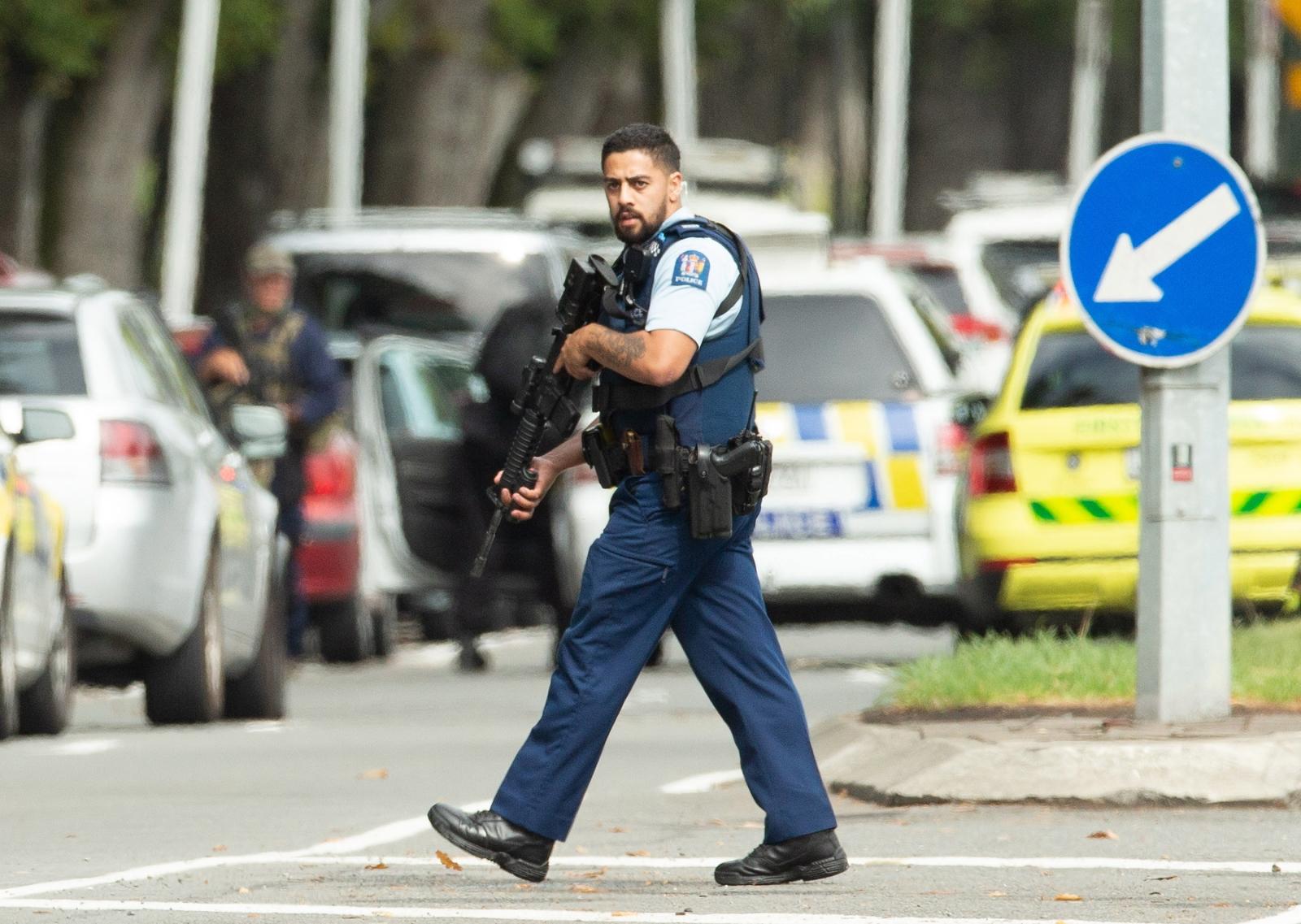 Atak W Nowej Zelandii Hd: Atak W Nowej Zelandii: Sportowcy Z Bangladeszu Byli Na