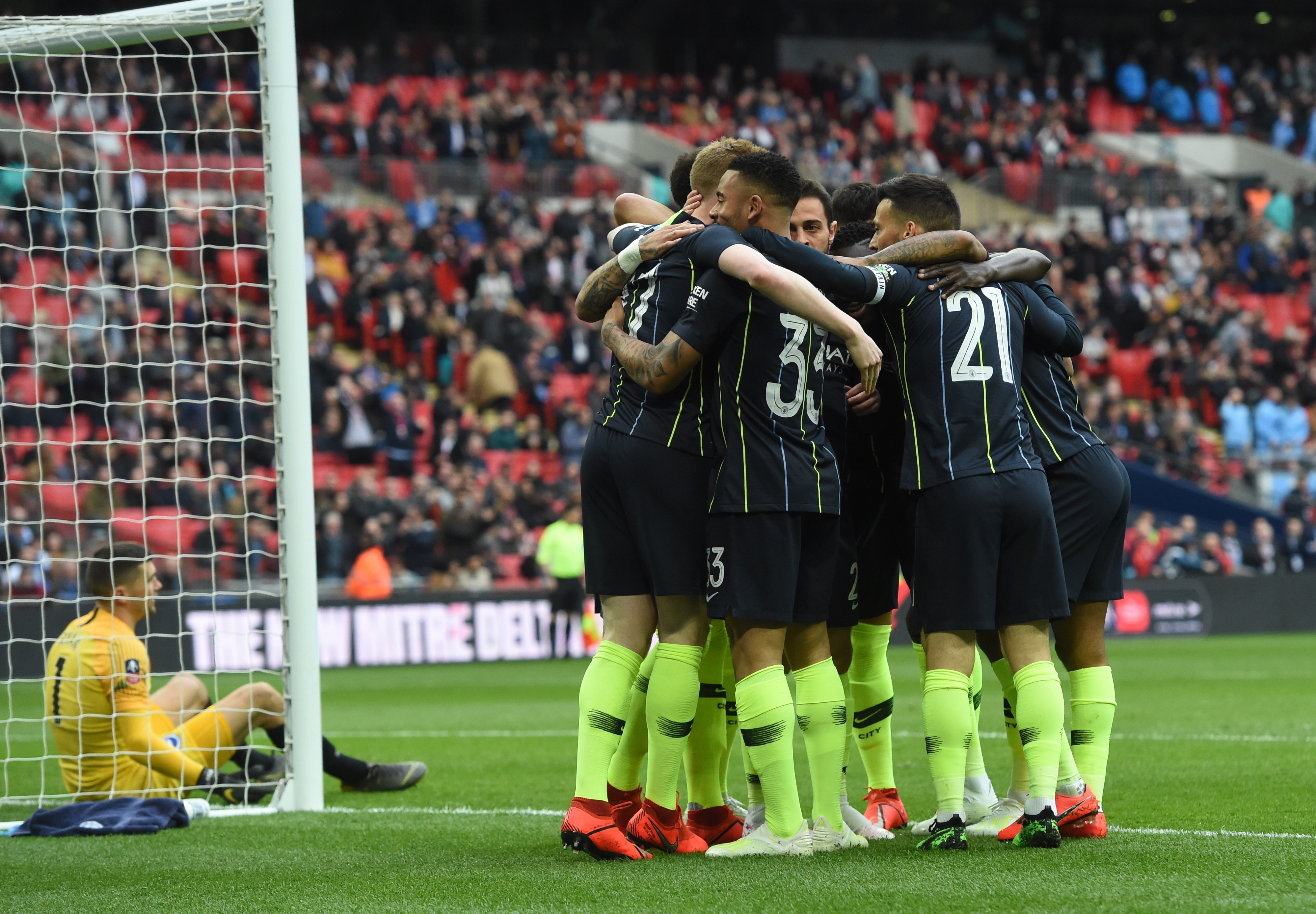 Puchar Anglii Manchester City Bez B U0142ysku Ale Zosta U0142