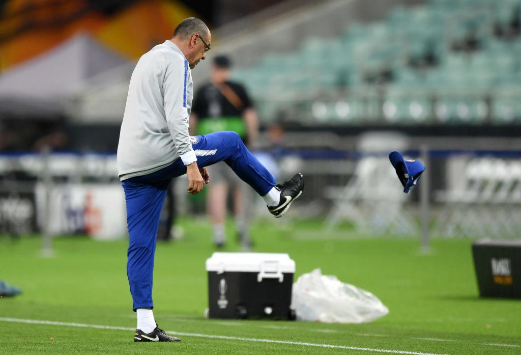 Liga Mistrzów. Oficjalnie: Maurizio Sarri zwolniony z Juventusu - Sport WP SportoweFakty