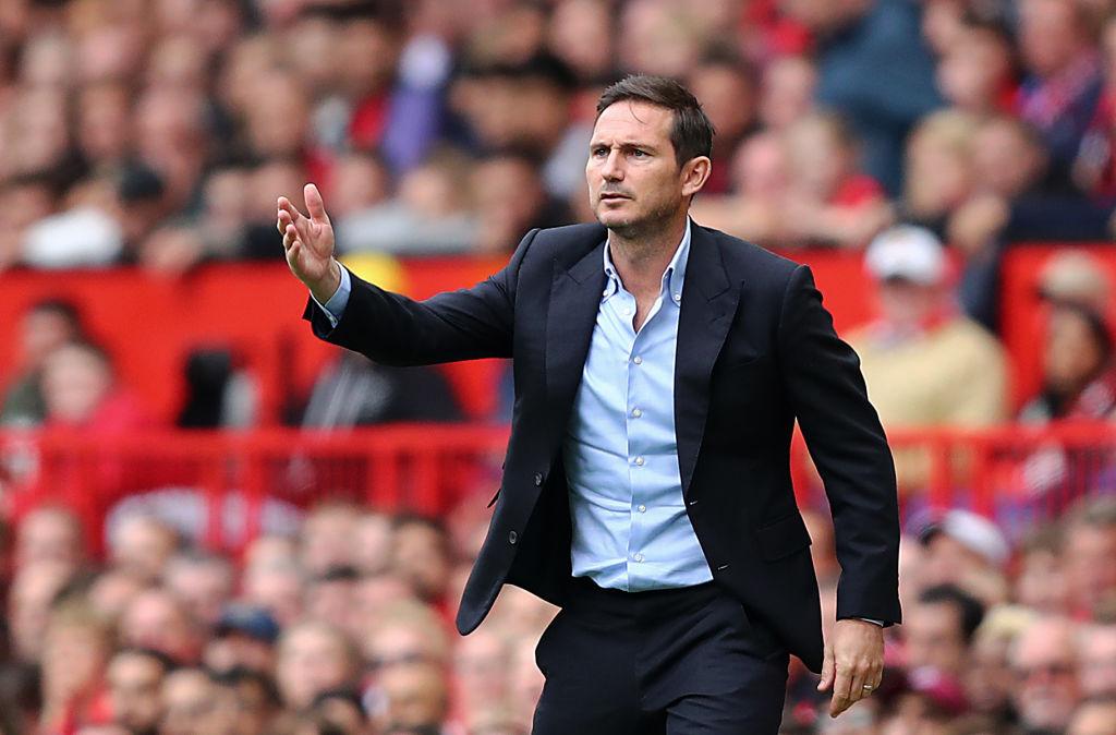 Premier League: Frank Lampard: Mourinho nie ma racji - Sport WP SportoweFakty