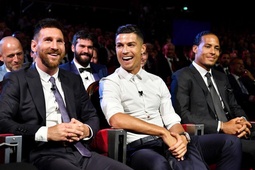 """Złota Piłka. Cristiano Ronaldo zabrał głos po gali w Mediolanie. """"To dla mnie duma"""" - Sport WP SportoweFakty"""