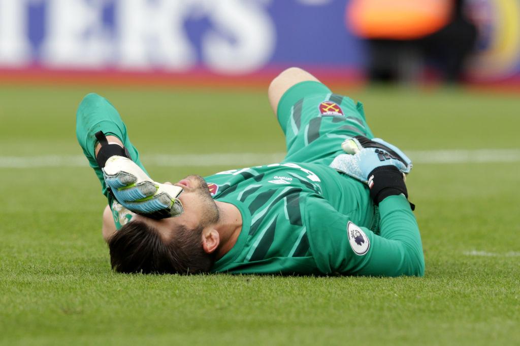 Premier League: Liverpool - West Ham. Lider wygrał po mękach. Koszmarny wieczór Łukasza Fabiańskiego - Sport WP SportoweFakty