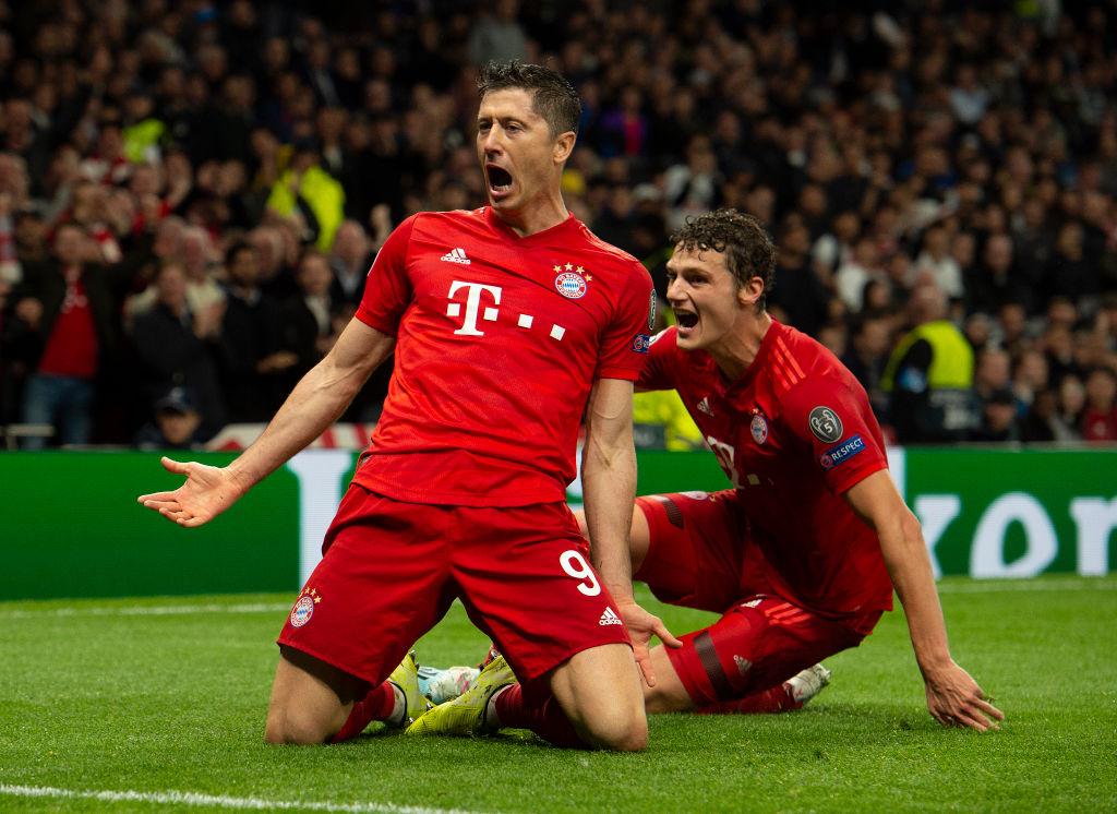 Liga Mistrzów: starcia Bayernu i Juventusu. Robert Lewandowski i Wojciech Szczęsny powalczą o pierwsze miejsce - Sport WP SportoweFakty