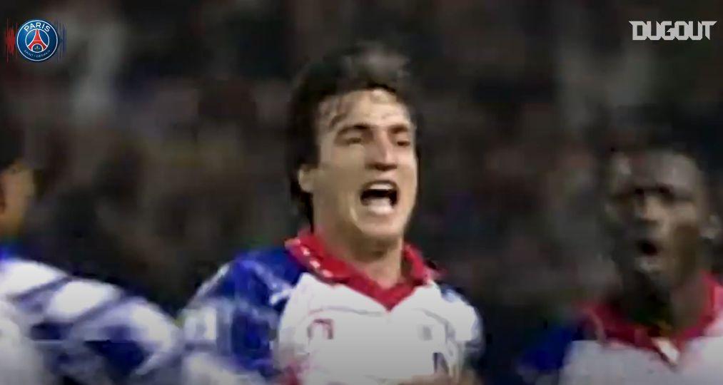 Liga Mistrzów. Real - PSG. 26 lat temu paryżanie dokonali wielkiej sztuki (wideo) - Sport WP SportoweFakty