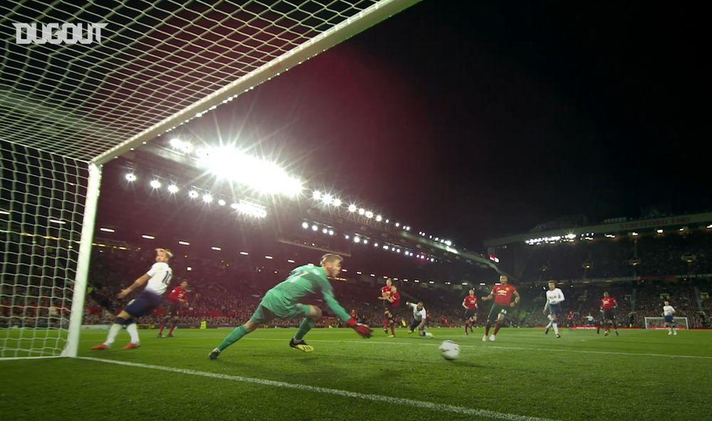 Premier League. Manchester United - Tottenham. Powrót Mourinho. Rok temu dostał lanie (wideo) - Sport WP SportoweFakty
