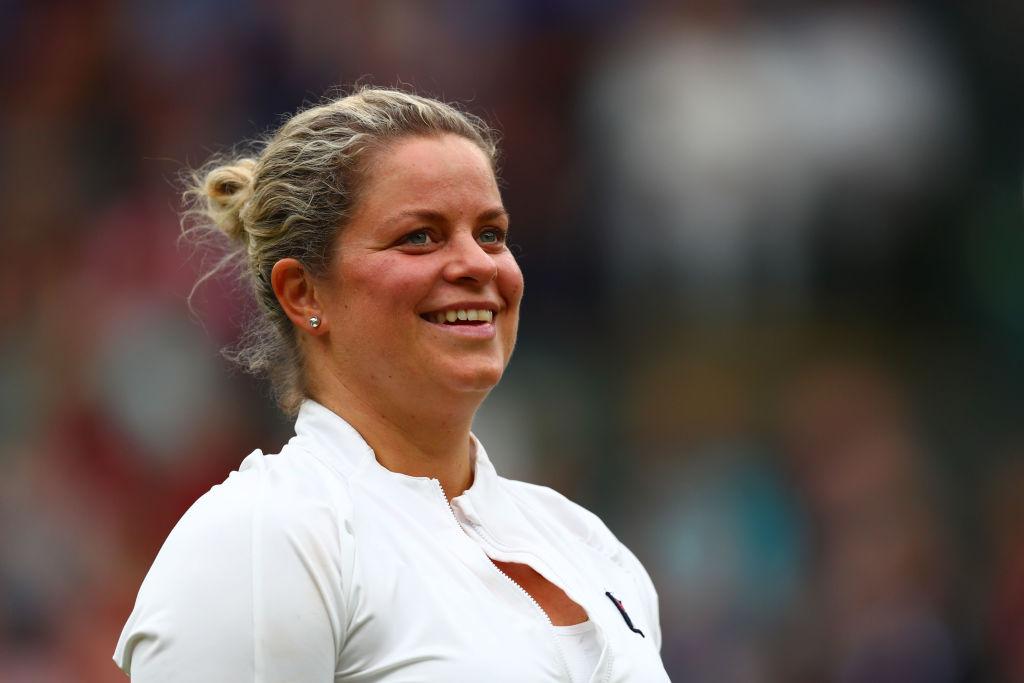 Tenis. WTA Dubaj: powrót Kim Clijsters. Belgijka zagra z Garbine Muguruzą - Sport WP SportoweFakty