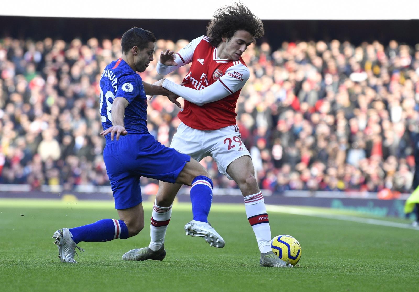 Premier League. Arsenal - Chelsea. Zabójcza końcówka gości. Od 1:0 do 1:2 - Sport WP SportoweFakty