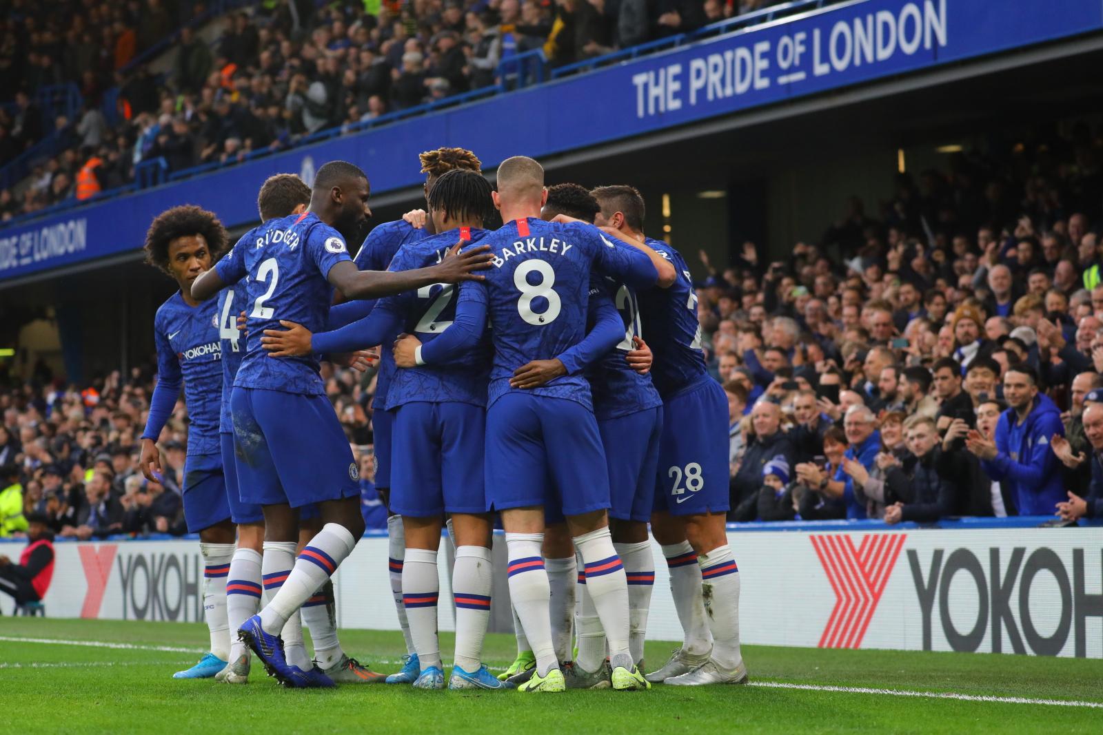 Premier League. Chelsea - Burnley. Wysoka wygrana faworyta - Sport WP SportoweFakty