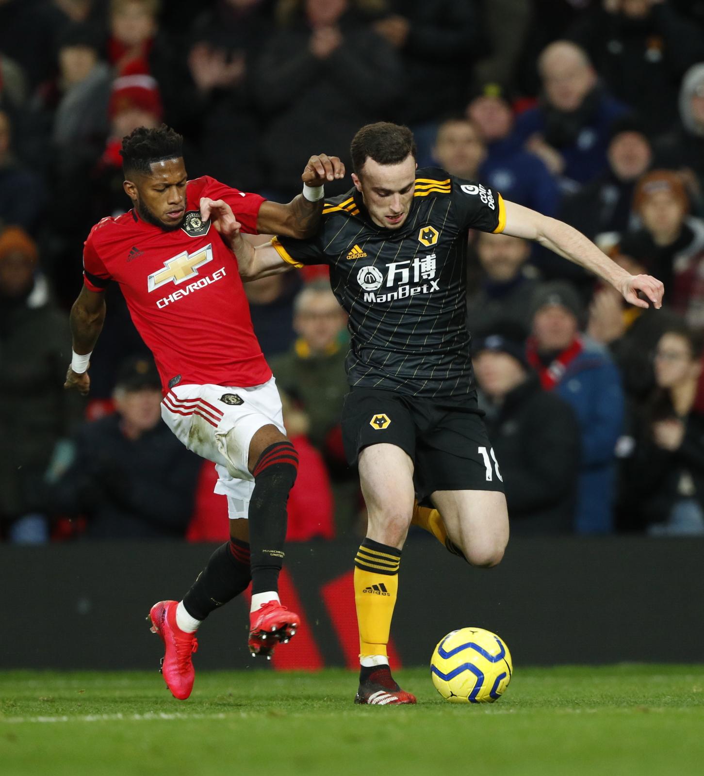 Premier League. Manchester United - Wolverhampton. Rozczarowanie na Old Trafford - Sport WP SportoweFakty