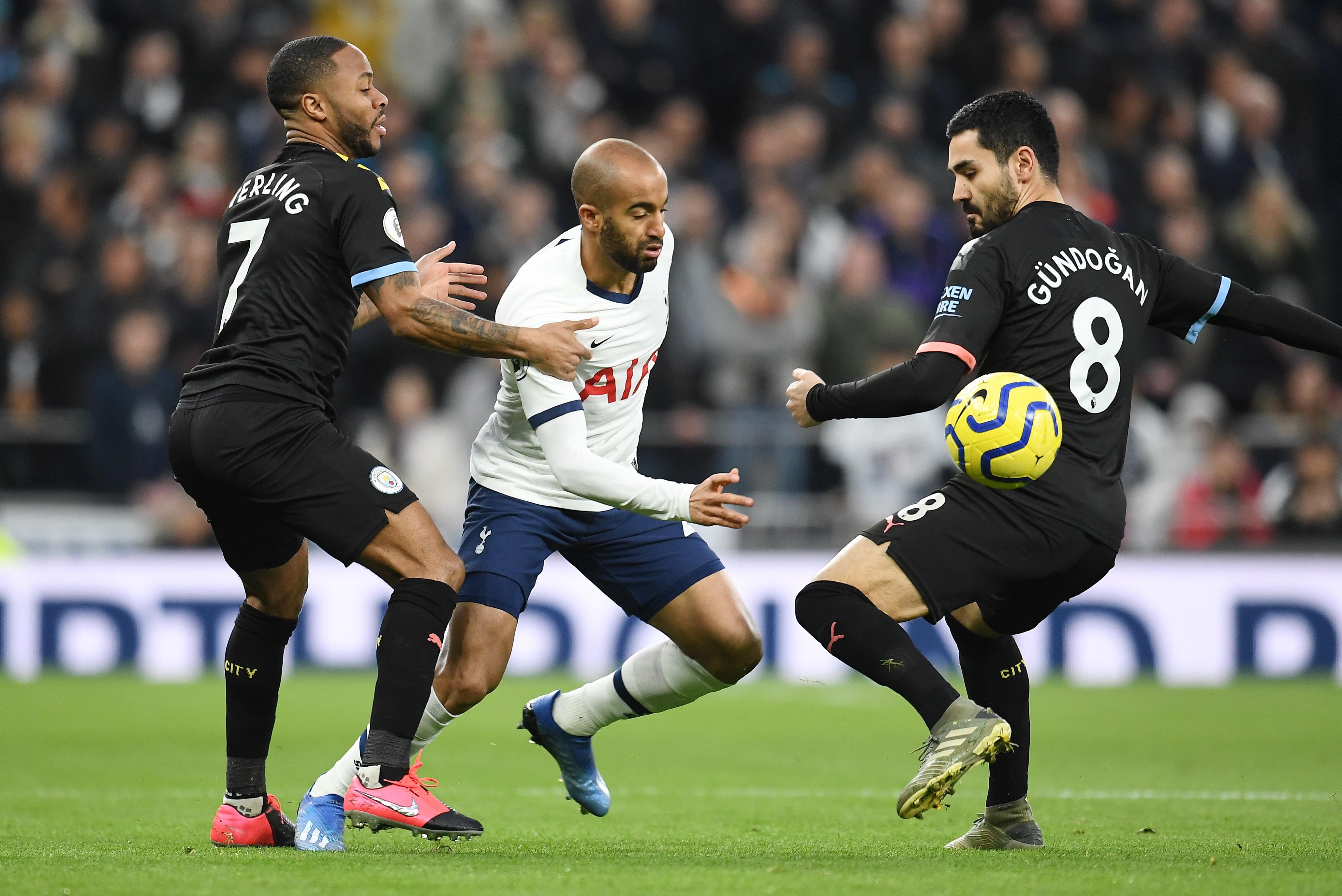 """Premier League: Tottenham - Manchester City. Mistrz Anglii poległ w hicie, """"Koguty"""" gonią pierwszą czwórkę - Sport WP SportoweFakty"""