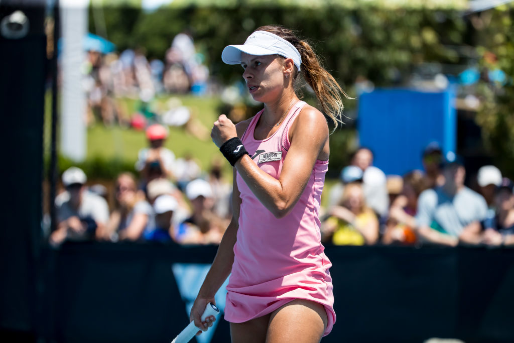 Tenis. Ranking WTA: Magda Linette najwyżej w karierze. Polka zadebiutowała w Top 40 - Sport WP SportoweFakty