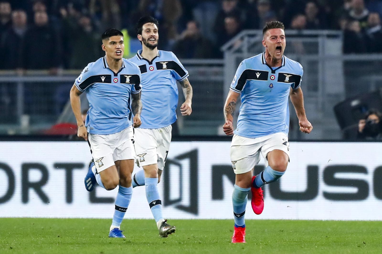 Serie A: Lazio wyprzedziło Inter. Rzymianie lepsi w starciu na szczycie tabeli - Sport WP SportoweFakty