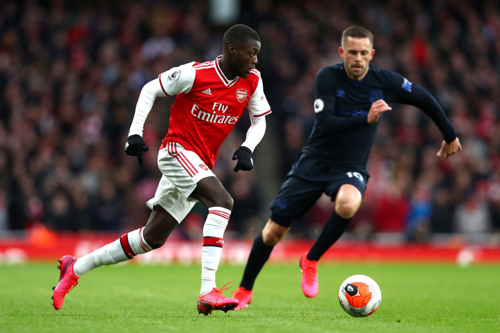 Premier League. Arsenal pokonał Everton po emocjonującym meczu. Pięć goli w Londynie - Sport WP SportoweFakty