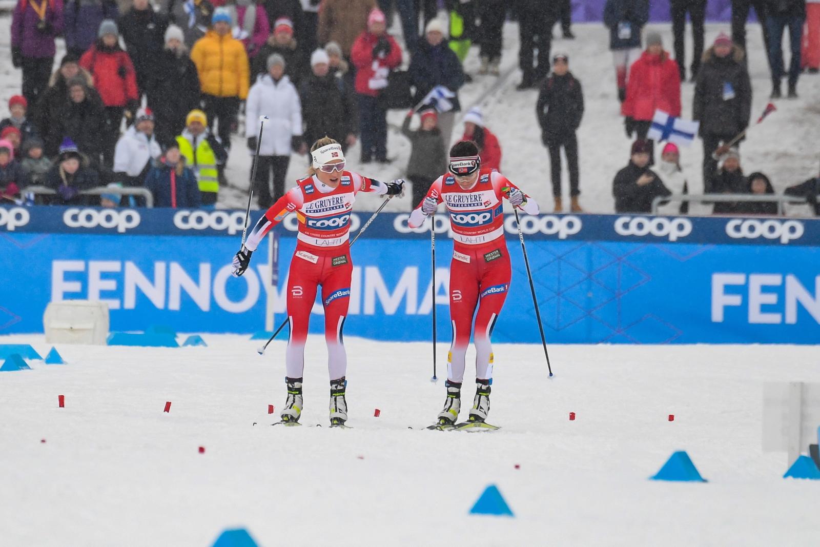 Puchar Świata w biegach narciarskich, wyniki Sport