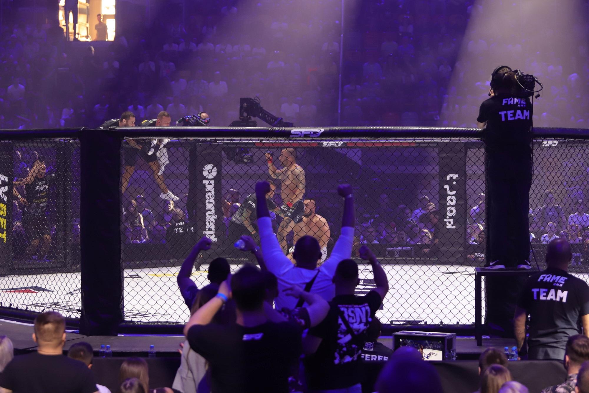 Fame MMA 7. Bukmacherzy: Kamil Hassan zrewanżuje się na Maksymilianie Wiewiórce - Sport WP SportoweFakty
