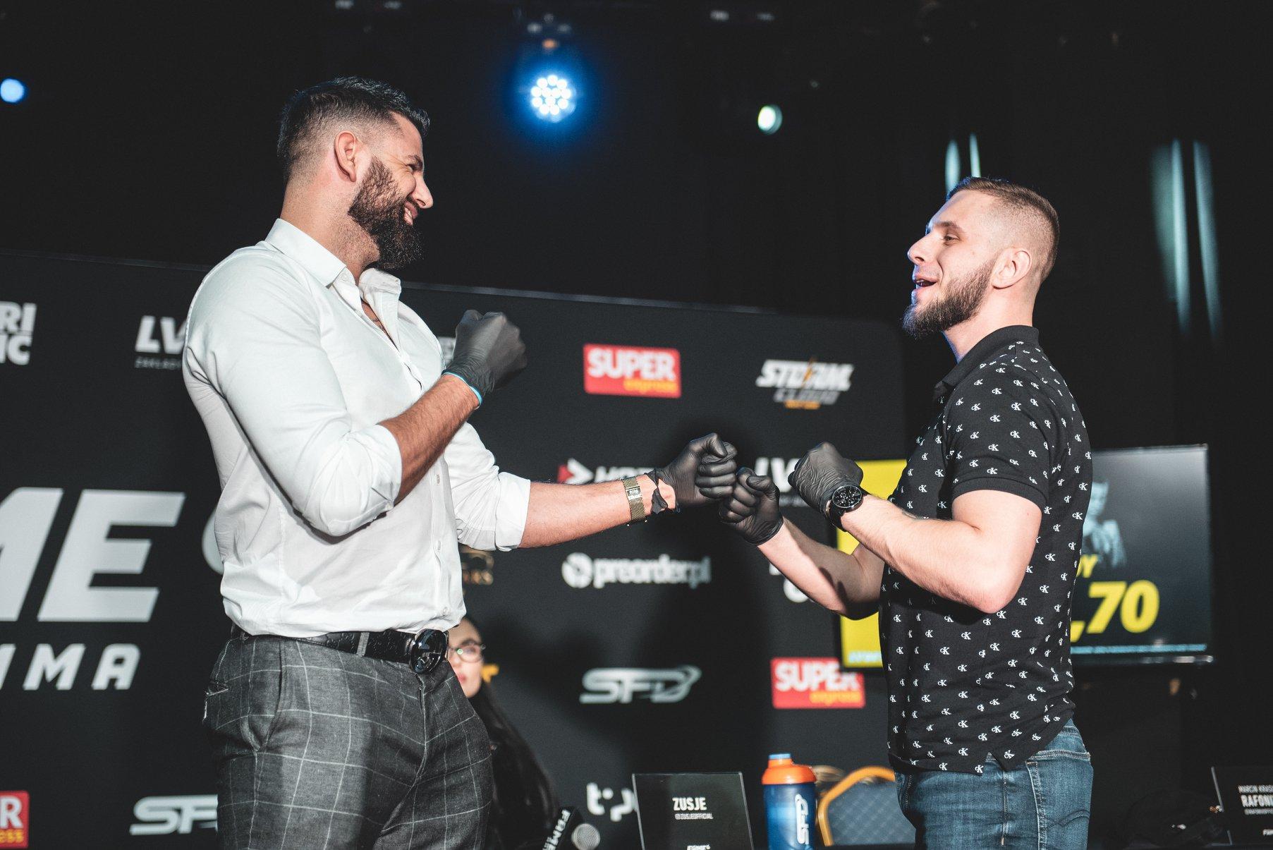 Fame MMA 7. Ceremonia ważenia i trening medialny. Oglądaj na żywo! (wideo) - Sport WP SportoweFakty