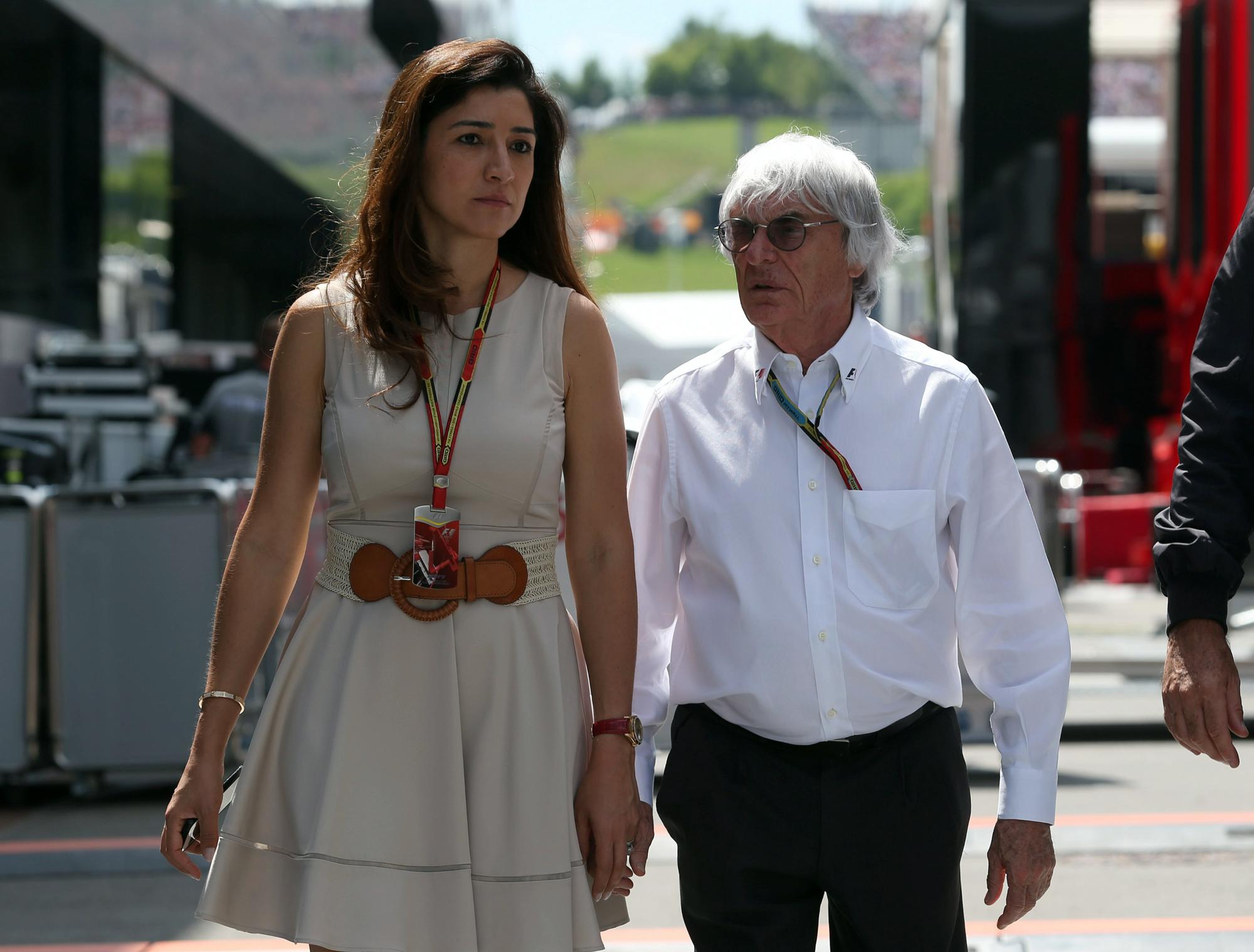 F1. Bernie Ecclestone został ojcem. W wieku 89 lat doczekał sięsyna - Sport WP SportoweFakty