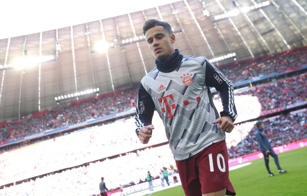 Liga Mistrzów. FC Barcelona - Bayern Monachium. Philippe Coutinho chce rewanżu - Sport WP SportoweFakty