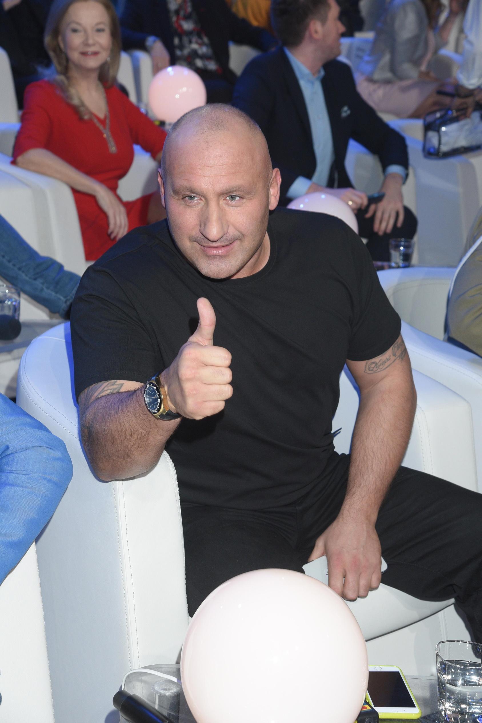 """Fame MMA 7. Marcin Najman tłumaczy się z awantury z """"Don Kasjo"""" - Sport WP SportoweFakty"""