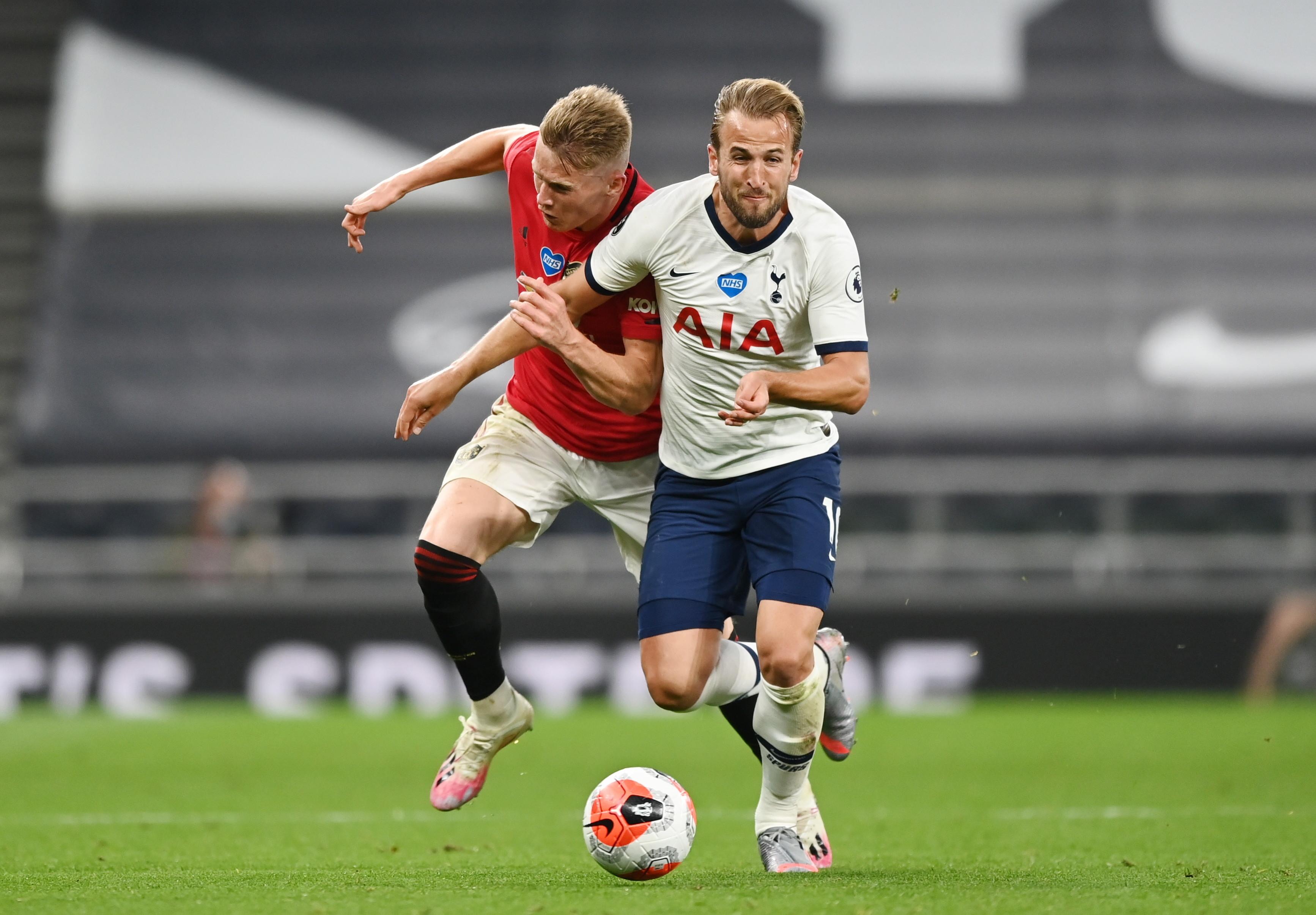Premier League: Manchester United dogonił Tottenham Hotspur. Paul Pogba wrócił i pomógł - Sport WP SportoweFakty