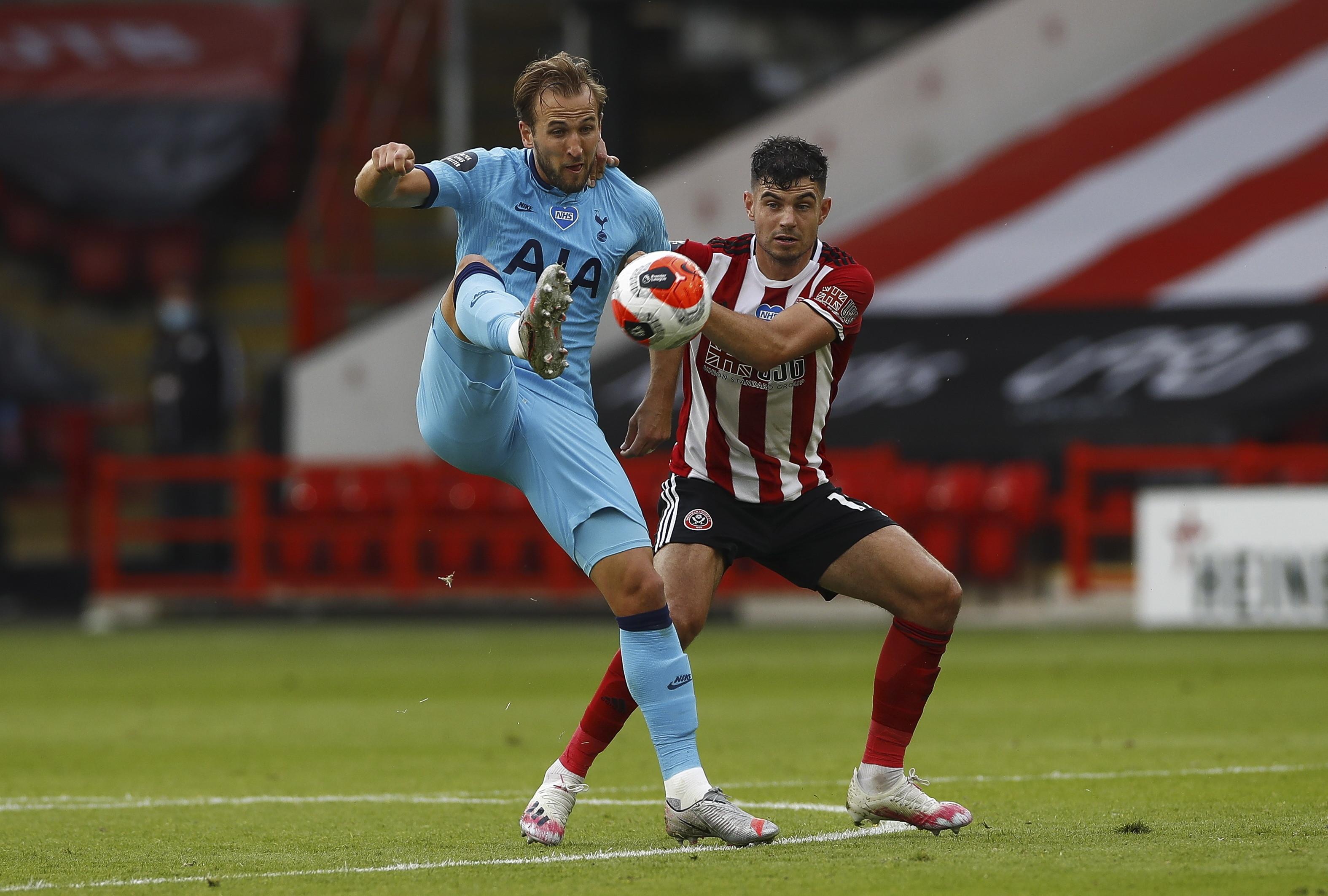 Premier League. Sheffield United rozbiło Tottenham. Znów kontrowersja z VAR-em w roli głównej - Sport WP SportoweFakty