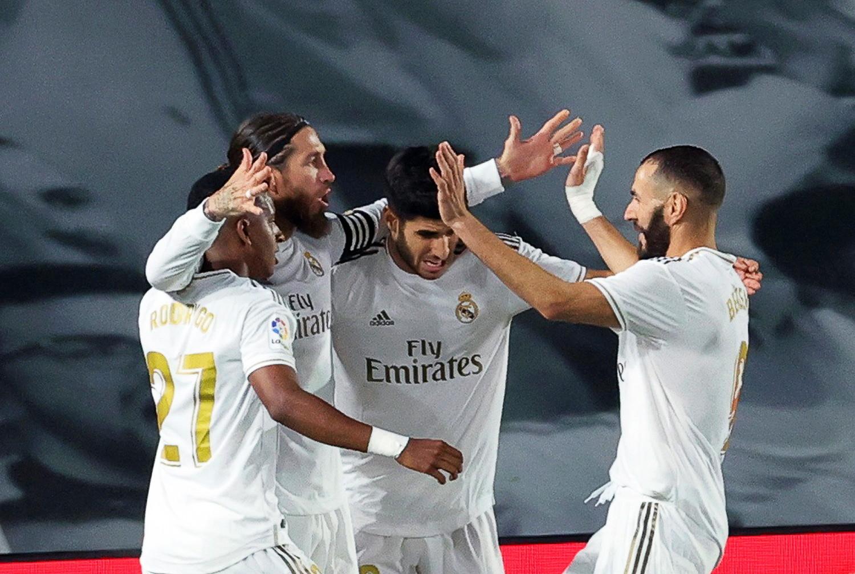La Liga. Real Madryt - Getafe: wygrana Królewskich po rzucie karnym. Mistrzostwo coraz bliżej - Sport WP SportoweFakty