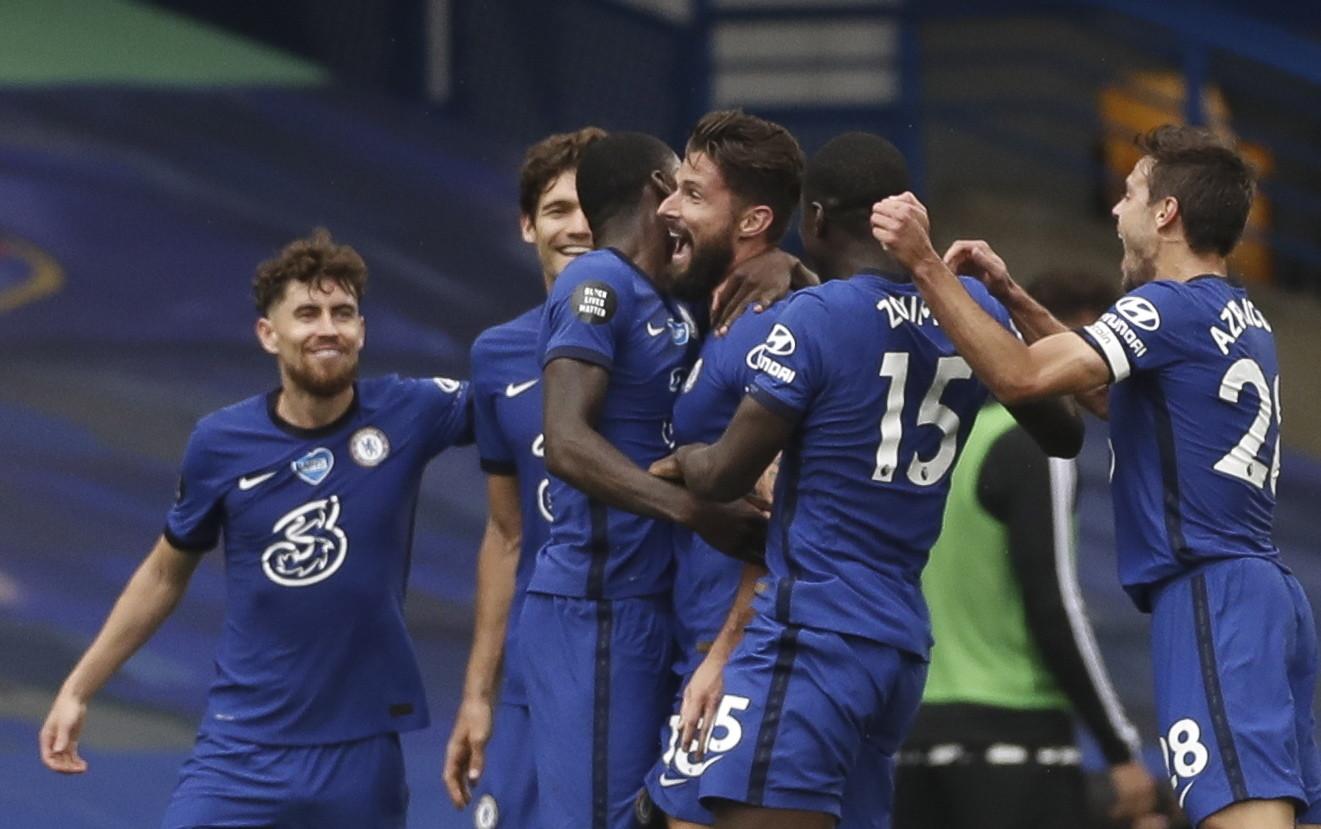 Premier League: Chelsea zagra w Lidze Mistrzów. Spokojna wygrana z Wolverhampton Wanderers - Sport WP SportoweFakty