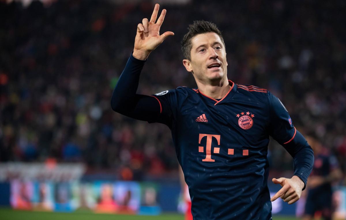 Liga Mistrzów. Robert Lewandowski przebije wszystkich. Tego nie zrobili nawet Leo Messi i Cristiano Ronaldo - Sport WP SportoweFakty