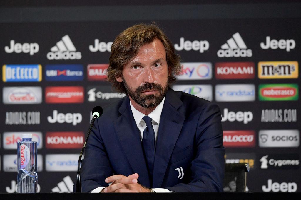Oficjalnie: Andrea Pirlo trenerem Juventusu Turyn! - Sport WP SportoweFakty