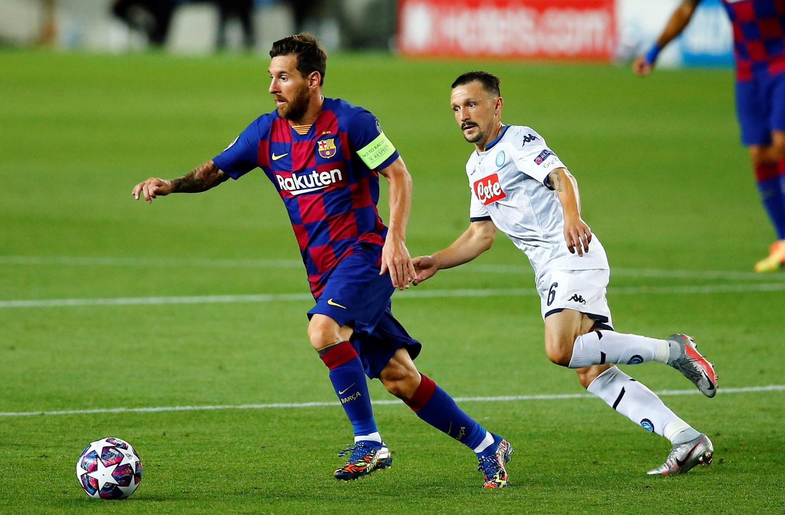 Liga Mistrzów. Fałszywy alarm w Barcelonie. Lionel Messi zagra z Bayernem Monachium - Sport WP SportoweFakty