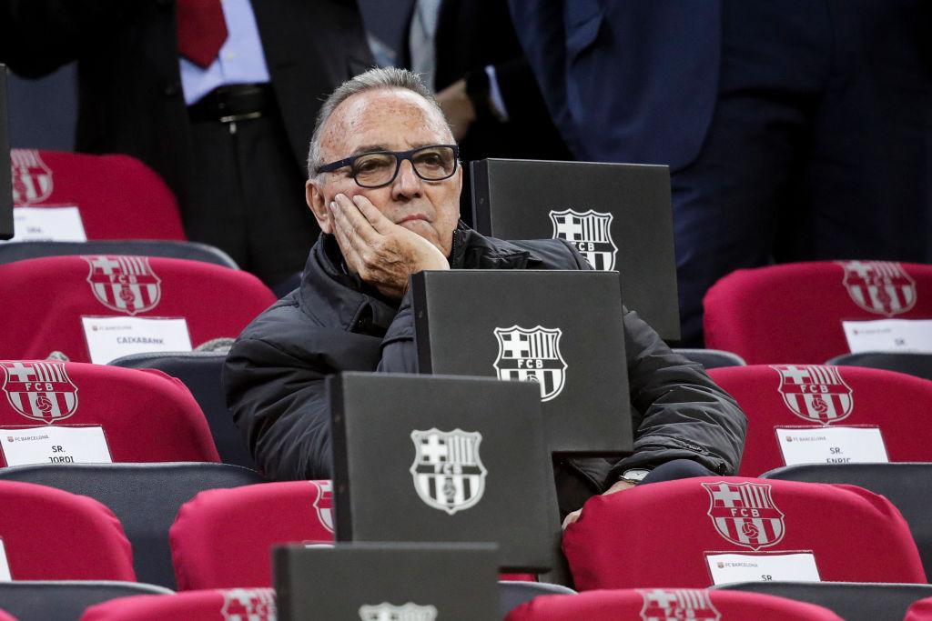 """Liga Mistrzów. FC Barcelona - Bayern. Były szef Barcelony kpi z rywali. """"Wątpię, czy będziemy pamiętać ich nazwiska"""" - Sport WP SportoweFakty"""