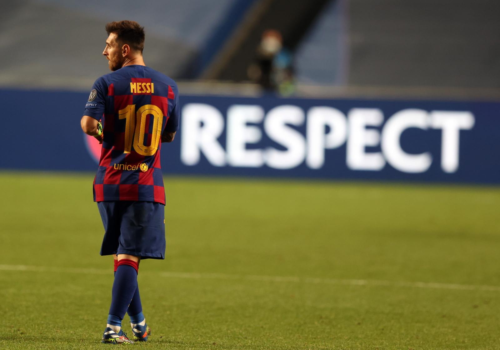Liga Mistrzów. FC Barcelona - Bayern Monachium. Leo Messi ma dość. Rozważa odejście z klubu! - Sport WP SportoweFakty