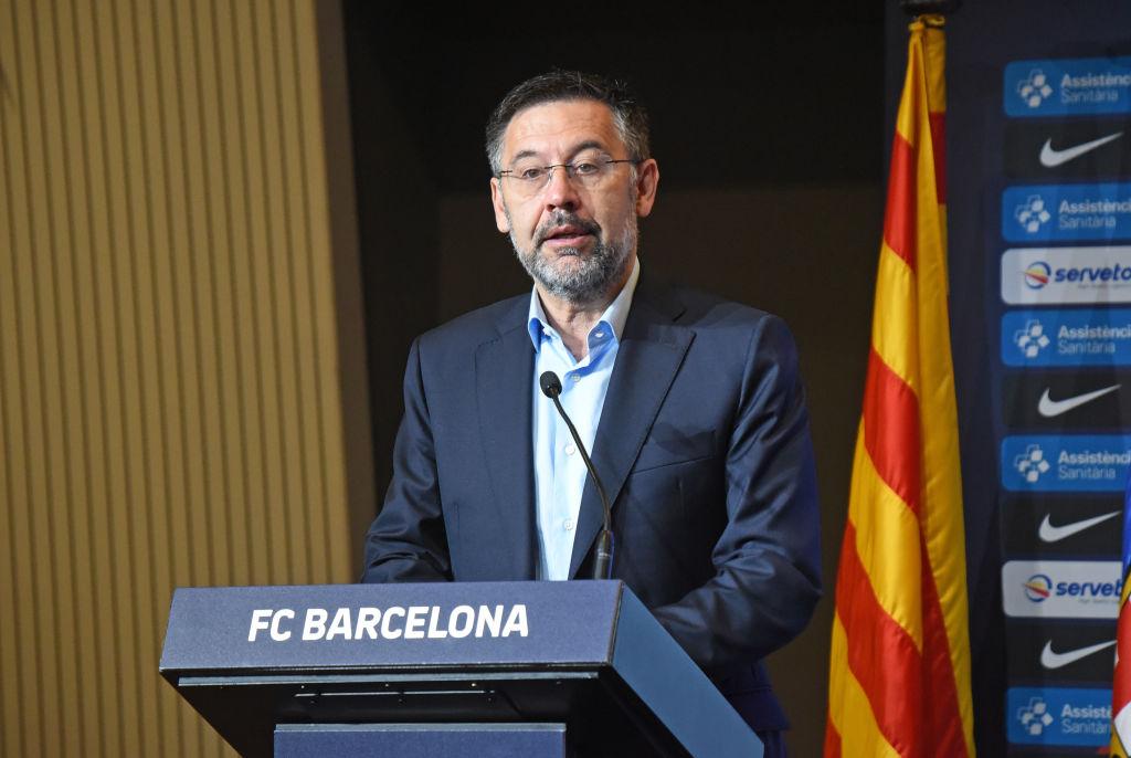 Liga Mistrzów. FC Barcelona - Bayern Monachium. Josep Bartomeu. Ryba psuje się od głowy. Czas na zmiany - Sport WP SportoweFakty